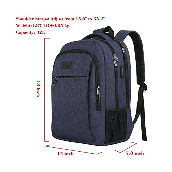 Travel Laptop Backpack ... 1e164a3963d95
