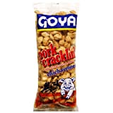 Goya Pork Cracklin Chicharrones, 5-Ounce Units (Pack of 24)