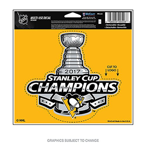 WinCraft Pittsburgh Penguins Official NHL 4.5