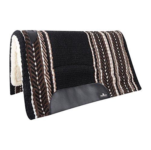 Fleece Heavy Saddle Pads - 6