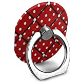Best Straight Talk iPhone 6 Plus Cases - Cell Phone Holder Red White Polka Dot Ring Review