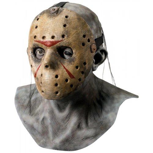 (Deluxe Jason Overhead Mask Costume Accessory )