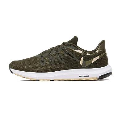 Nike Herren Quest Camo Leichtathletikschuhe: Amazon.de ...