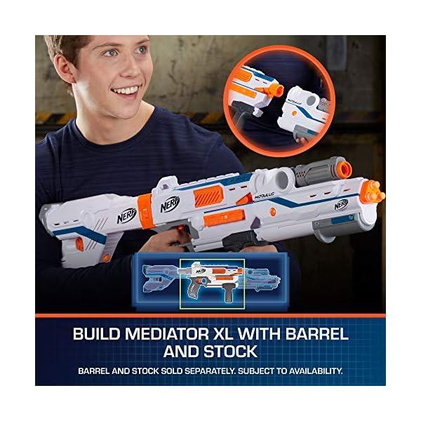 Nerf-Modulus-Mediator