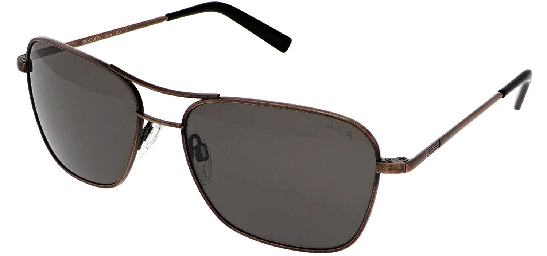 Randolph Corsair Sunglasses /& Cleaning Kit Bundle