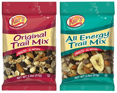 Unsalted Trail Mix - 4