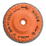 Walter Enduro-Flex Flap Disc - [Pack of 10] 40 Grit
