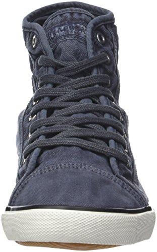 Kaporal Herren Daryl Hohe Sneaker Blau (Marineblau)