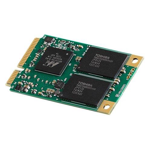 Plextor M6M Series 256GB mSATA Internal Solid State Drive (PX-256M6M)