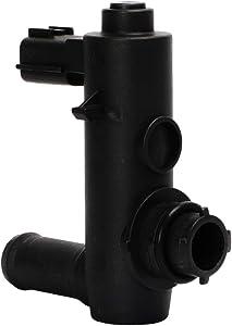 HIMIKI Vapor Canister Purge Valve Evap Vent Solenoid Compatible with Titan G35 Maxima Pathfinder Sentra Altima Murano QX56 FX35 350Z Frontier Quest Rogue Versa Xterra - Evaporative Emissions 911-503