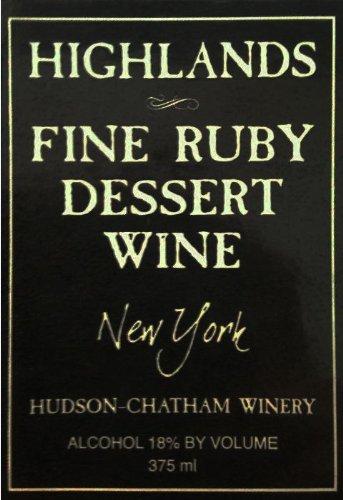 Hudson Highlands Fine Ruby