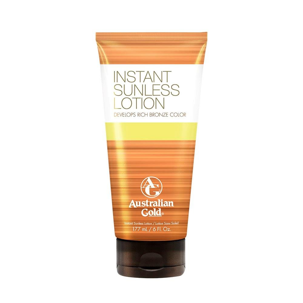 dc1f0897ee4 Amazon.com: Australian Gold Instant Sunless Tanning Lotion, Rich ...