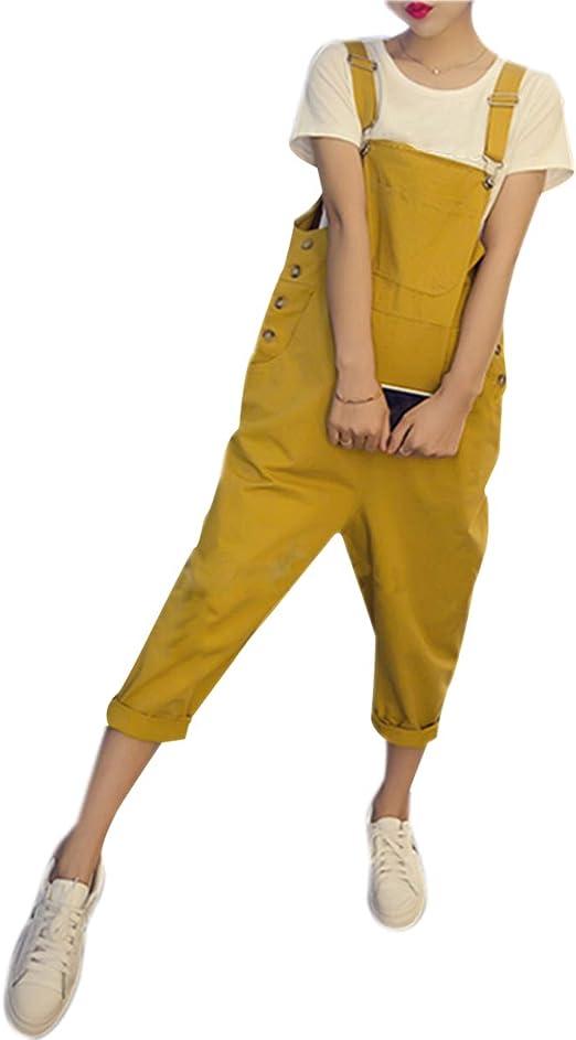 zhbotaolang Pantalones Mono Maternidad Liga Disfraz - Casual ...