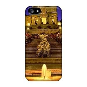 New Design Shatterproof GQs1033ZwVr Case For Iphone 6 Plus 5.5 Inch Cover (trinita Dei Monti Church In Rome)