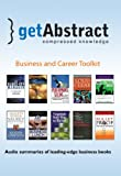 Business and Career Toolkit (getAbstract series)