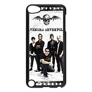 Custom Your Own Unique Rock Band Avenged Sevenfold A7X M Shadows Ipod Touch 5th Cover Snap on A7X Ipod 5 Case