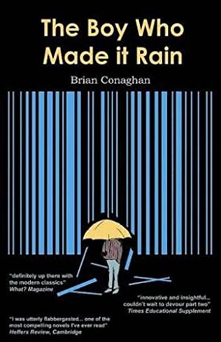 book cover of The Boy Who Made It Rain