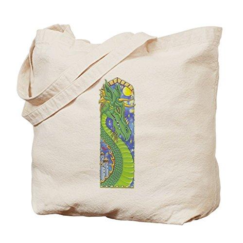 Bolso de totalizador de dragón - CafePress marcapáginas de bolso de mano