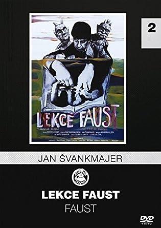 Amazon.com: Lesson Faust (Lekce Faust): Petr Cepek, Jan ...