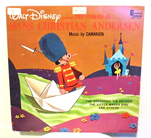 Walt Disney presents The Stories Of Hans Christian Anderson, stories, kids by Disneyland