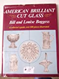 img - for American brilliant cut glass book / textbook / text book