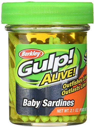 バークレイ(Berkley) ワーム ガルプ! アライブ ベビーサーディン チャート GAJEC2-CHの商品画像