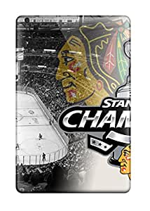 Florence D. Brown's Shop Best chicago blackhawks (32) NHL Sports & Colleges fashionable iPad Mini 3 cases