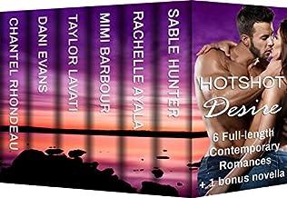 book cover of Hotshot Desire