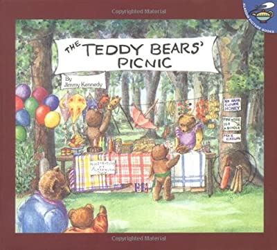 Teddy Bears Picnic Aladdin Picture Books from Aladdin