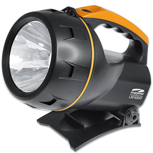 (LiteXpress Competition LX0103DSP CREE High-Performance LED with Light Output of up to 450 lm, Adjustable Stand)