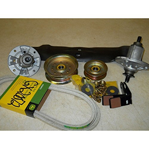 John deere 42 deck rebuild kit LA100 LA110 LA120 102 105 115 125 135 (John Deere Replacement Parts)