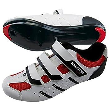 Zapatos blancos Exustar para hombre mtfs0
