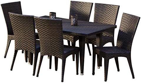 Christopher Knight Home Brooke Outdoor Dining Set