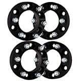 "ECCPP 6X5.5 Wheel Spacers Hubcentric 1.25"" 6x5.5 to 6x5.5 6x139.7mm to 6x139.7mm fits for T-oy-OTA Tacoma Tundra 4 Runner"