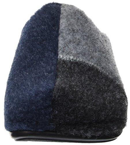 Fischer Damen-pantoffel - Zapatilla de estar por casa Mujer Azul - Blau (blaugrau 556)