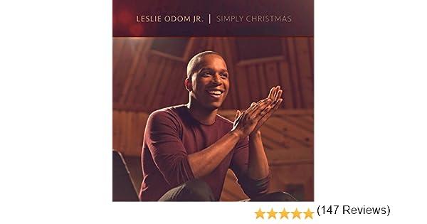 Amazon.com: Simply Christmas: Jr. Leslie Odom: MP3 Downloads