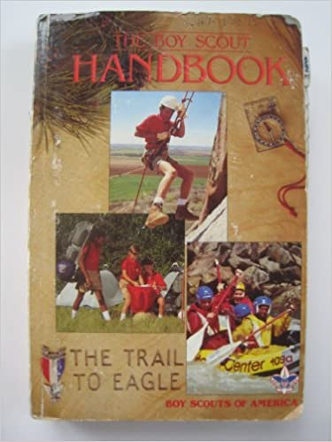 Amazon com: The Boy Scout Handbook: The Trail to Eagle