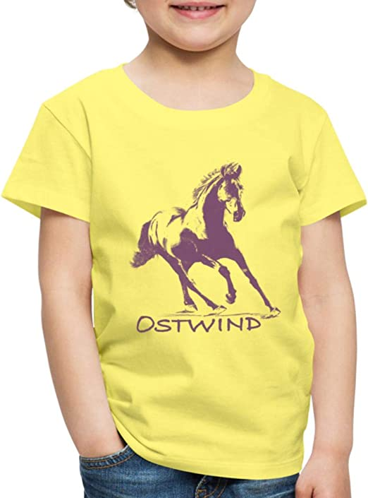 OSTWIND Aufbruch Nach Ora Hengst Ostwind Kinder Premium T-Shirt