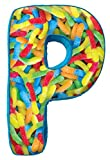 iscream Luscious Letters! P Initial 16' x 9.5' Photoreal...
