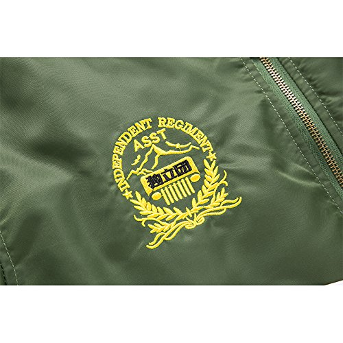 Amazon.com: Bomber Army Military Air Force Coats Oversize 6XL Tactical Jacket: Clothing