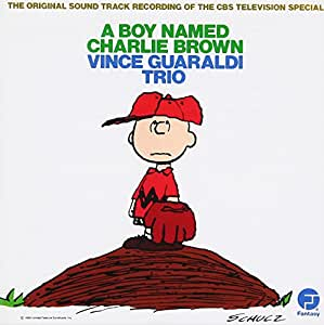 Vince Guaraldi A Boy Named Charlie Brown The Original