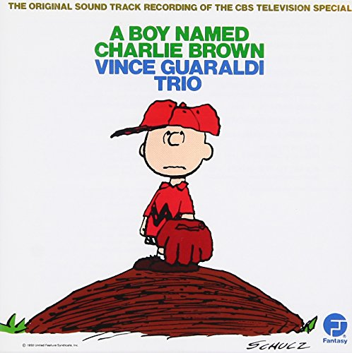 A Boy Named Charlie Brown: The Original Sound Track Recording Of The CBS Television Special (Vince Guaraldi A Boy Named Charlie Brown)