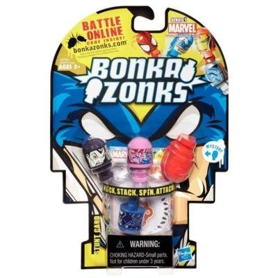 Bonkazonks Marvel Series 1 4-pack Wolverine