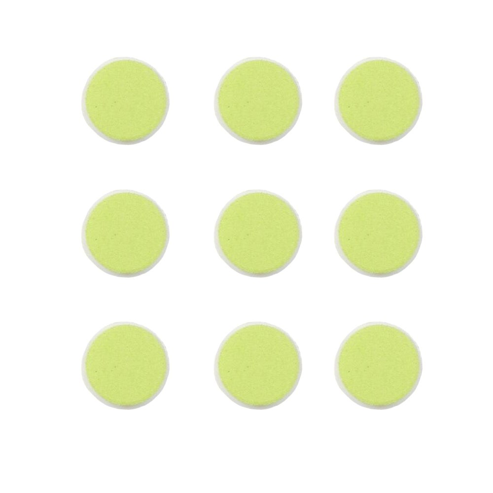 Zoli Baby Buzz B Replacement Pads - 9 Pack, Green