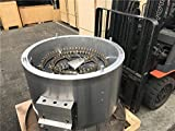 48in Mongolian BBQ Grill  Mongolia Mongol Barbecue Flat Grill Gas Range