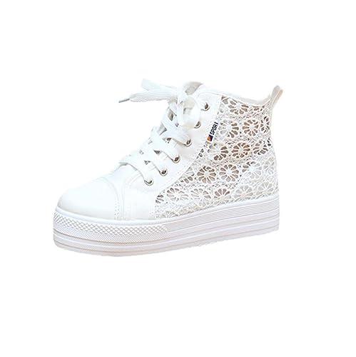 e18238417dfc beautyjourney Scarpe Running Donna da Ginnastica Scarpe Sneakers estive  Eleganti donnadonna Scarpe da Corsa Donna Sportive