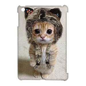 DIY Cat 3D Phone Case, DIY 3D Cover Case for ipad mini with Cat