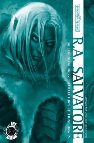 The Legend of Drizzt Collector's Edition, Book IV ebook