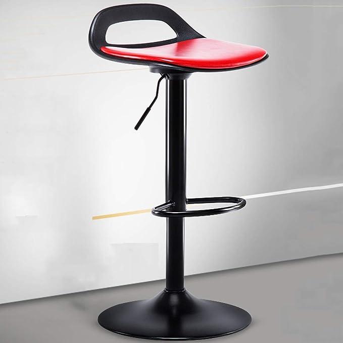 Peachy Amazon Com Hzpxsb Massage Chair Adjustable Bar Stool With Creativecarmelina Interior Chair Design Creativecarmelinacom