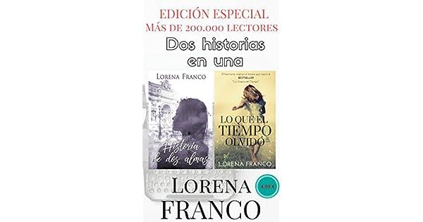 Amazon.com: EDICIÓN ESPECIAL: Historia de dos almas & Lo que ...